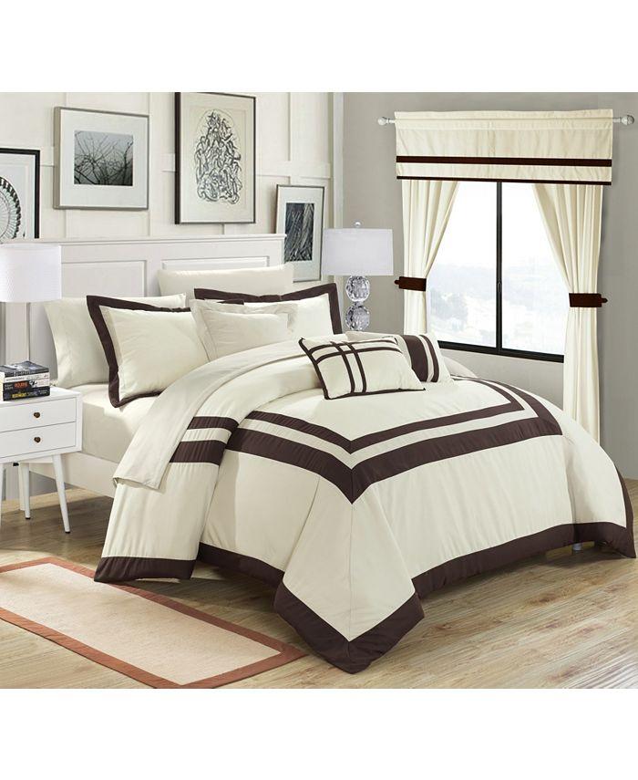 Chic Home - Ritz 20-Pc. King Comforter Set