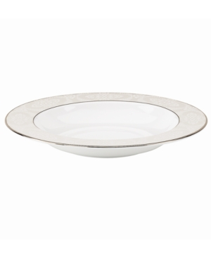 Lenox Dinnerware, Organdy Rim Soup Bowl