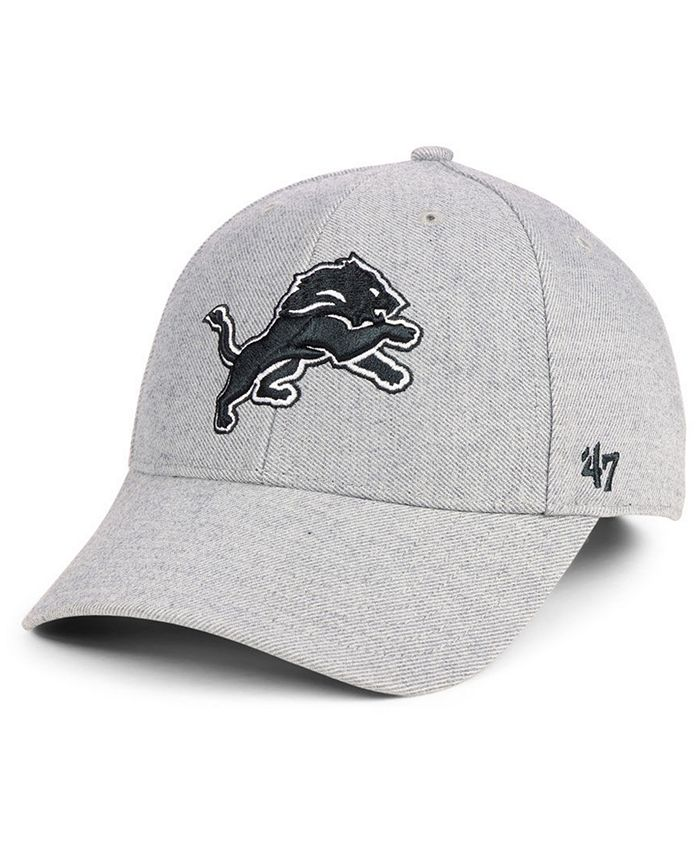 '47 Brand - Heathered Black White MVP Adjustable Cap