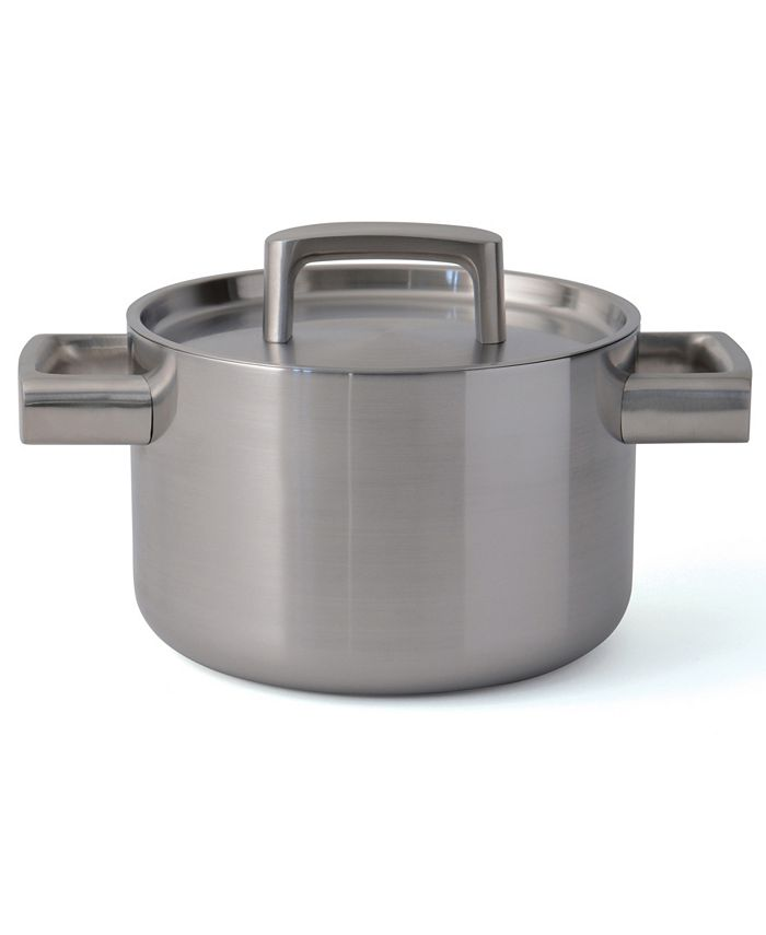 BergHOFF - Ron 5-Ply 18/10 Stainless Steel 4.5 Qt. Casserole