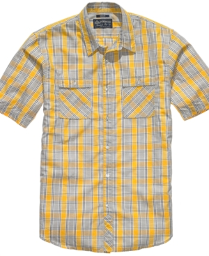 American Rag Shirt, Surfer Grid