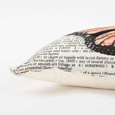 """Mariah Parris 14"""" x 26"""" Animal Print Poly Filled Pillow"""