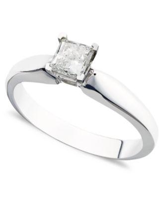 14kt White Gold Wedding Band 73 Fresh Diamond Ring k White