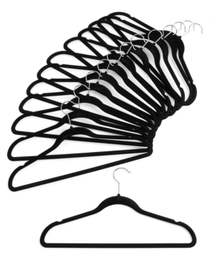 Discount clothing stores Neatfreak Clothes Hangers, 50 Pack Felt