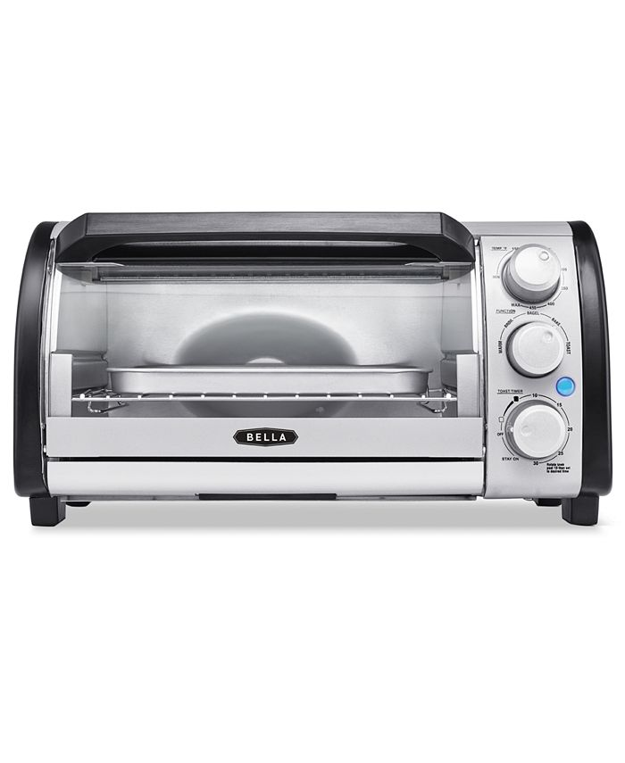 Bella - 14326 Toaster Oven 4 Slice Capacity