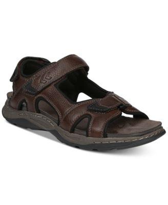 Hayden Leather Sandals