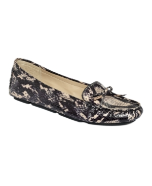 Ellen Tracy Shoes, Newport Driving Flats Women's Shoes