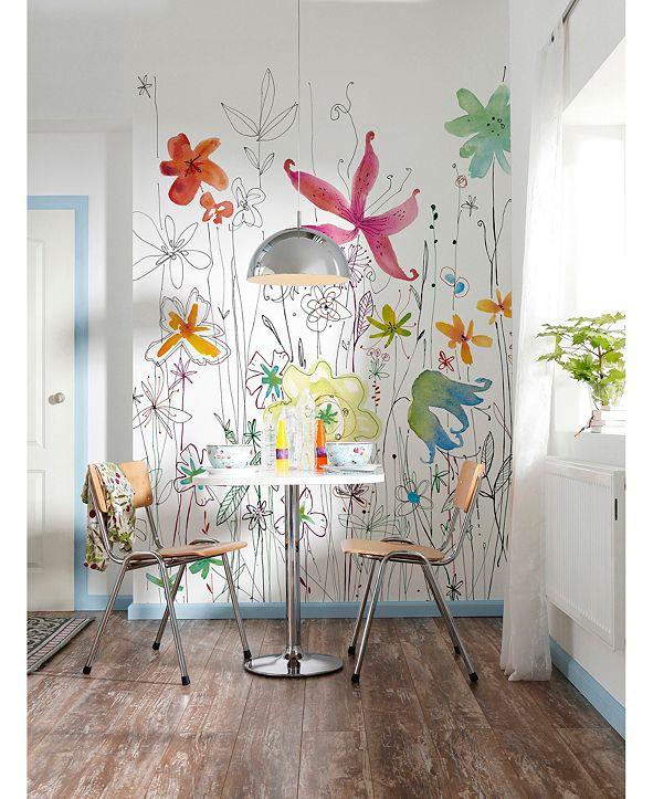 Brewster Home Fashions Joli Wall Mural
