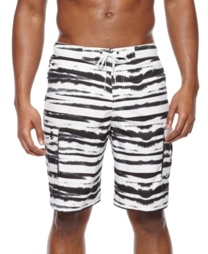 Izod Swimwear, Siren Swim Trunks