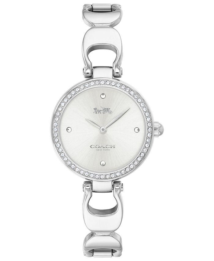 COACH - Women's Park Stainless Steel Bracelet Watch 26mm