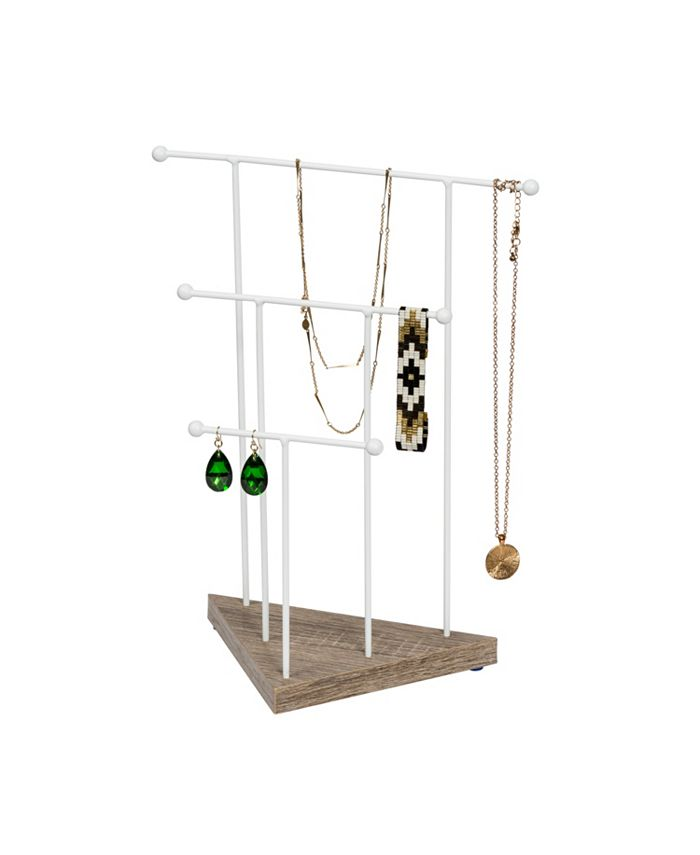 Honey Can Do - 3-Tier Jewelry Stand
