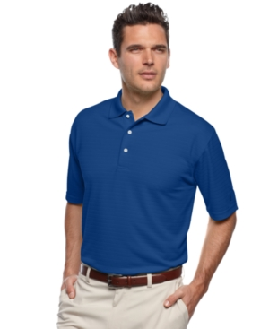 Champions Tour Golf Shirt Textured Ottoman Polo Golf Shirt