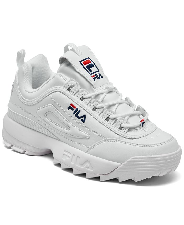 Fila - Boys' Disruptor II Casual Athletic Sneakers from Finish Line