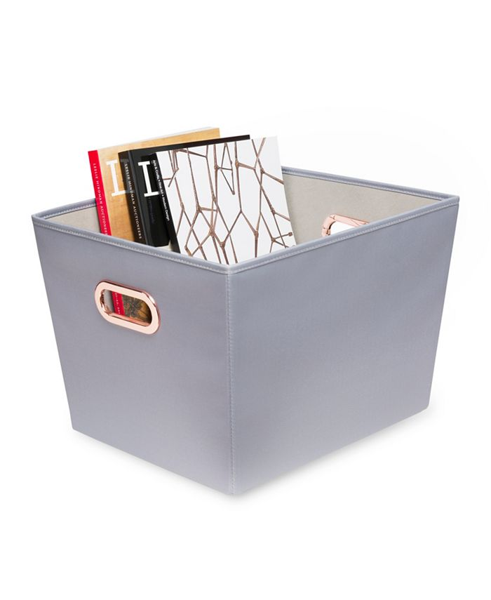 Honey Can Do - Medium Storage Bin