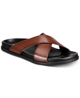 Alfani Men's Codi Cross Sandals