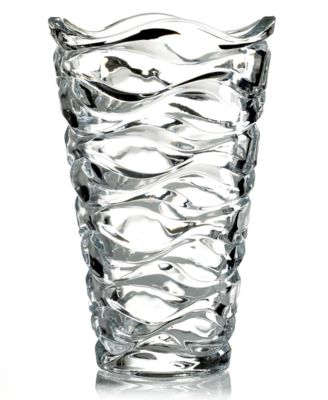 Mikasa Palazzo Crystal Vase 12 Quot Bowls Amp Vases For The