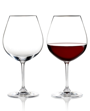 "Riedel ""Vinum"" Burgundy Glass, Set of Two"