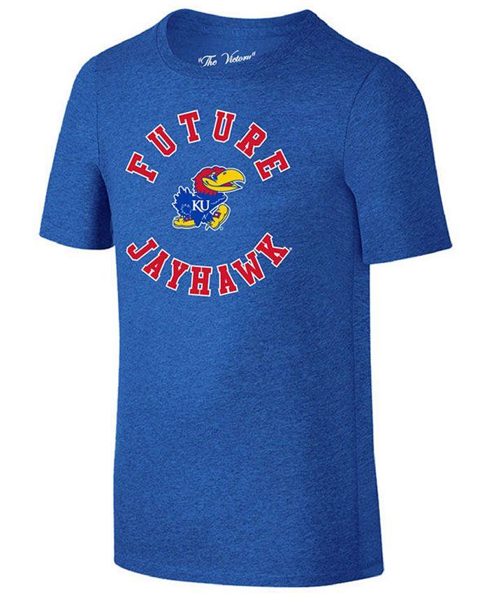 Retro Brand - Future Fan Dual Blend T-Shirt, Toddler Boys (2T-4T)