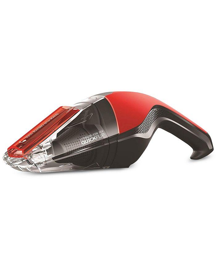 Dirt Devil - Quick Flip Handheld Vacuum Cleaner