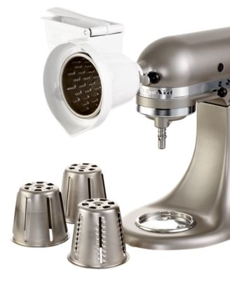 KitchenAid RVSA Stand Mixer Attachment, Rotor Slicer/Shredder