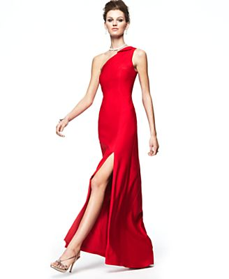 Red Evening Dresses At Macy S Evening Wear