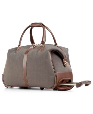 "London Fog Oxford II 20"" Rolling Club Bag"