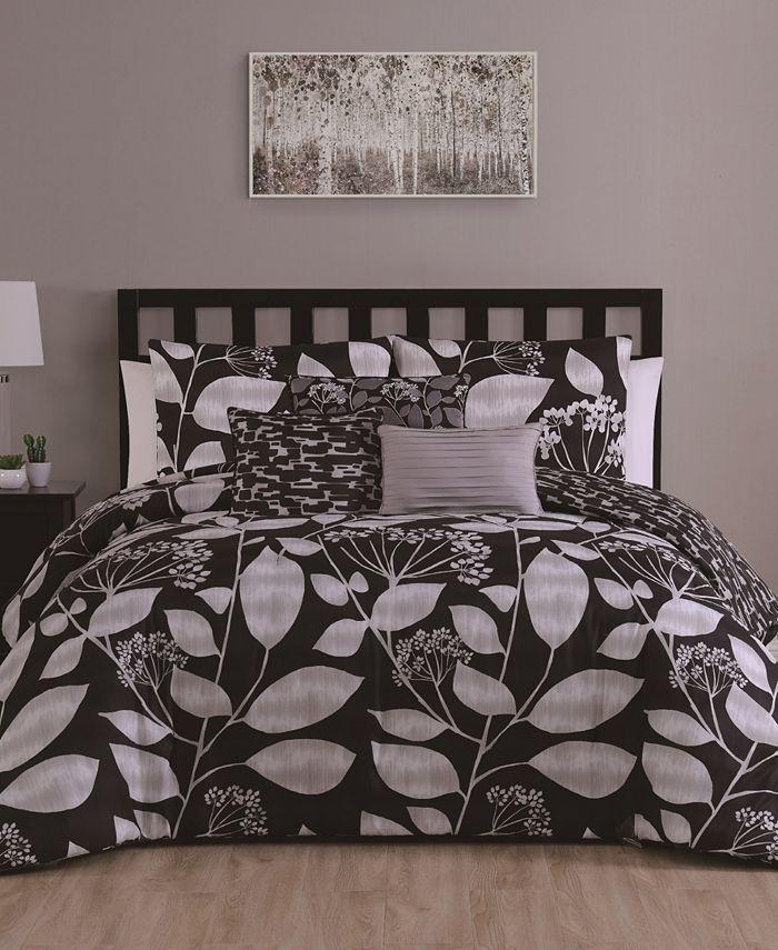 Geneva Home Fashion - Mirelle 7-Pc. Comforter Sets