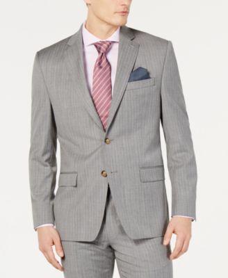 Men's UltraFlex Classic-Fit Stripe Jacket