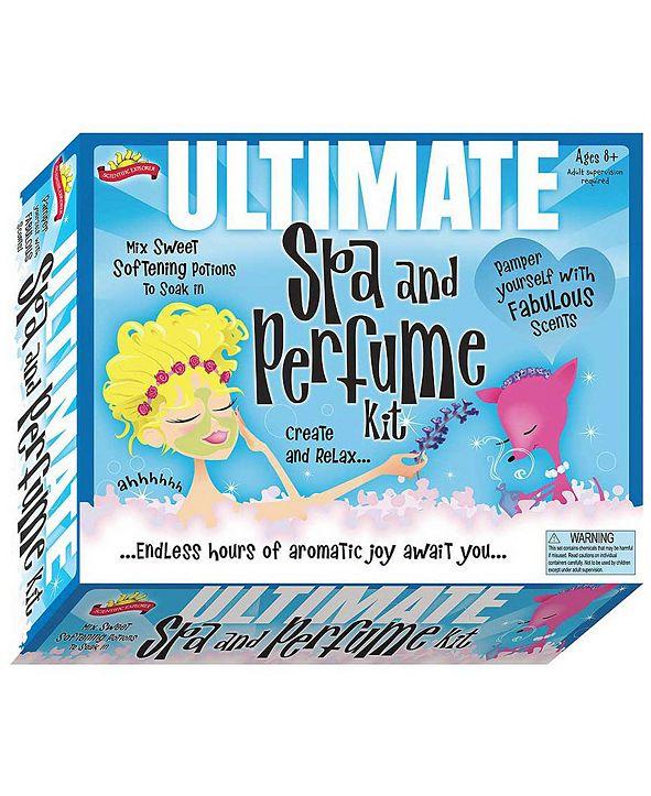 Scientific Explorer Ultimate Spa and Perfume