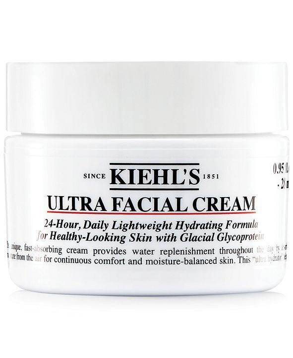 Kiehl's Since 1851 Ultra Facial Cream, 0.95-oz.