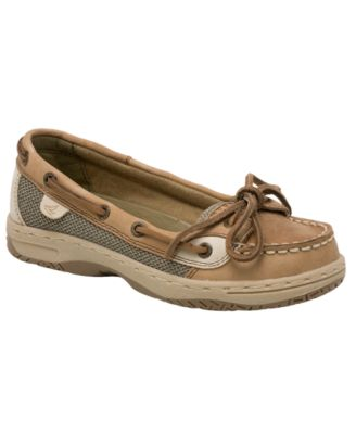 Sperry Girls' Angelfish Boat Shoes