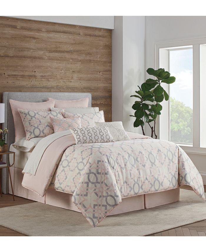 Eva Longoria Black Label Ocos Bedding Collection Reviews Bedding Collections Bed Bath Macy S