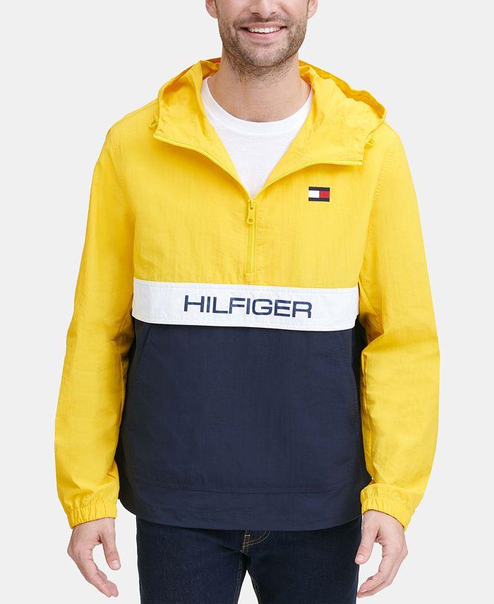 Tommy Hilfiger - Men's New Taslan Popover Jacket