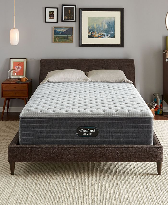 """Beautyrest - Level 2 13.75"""" Luxury Extra Firm Tight Top Mattress - Twin"""