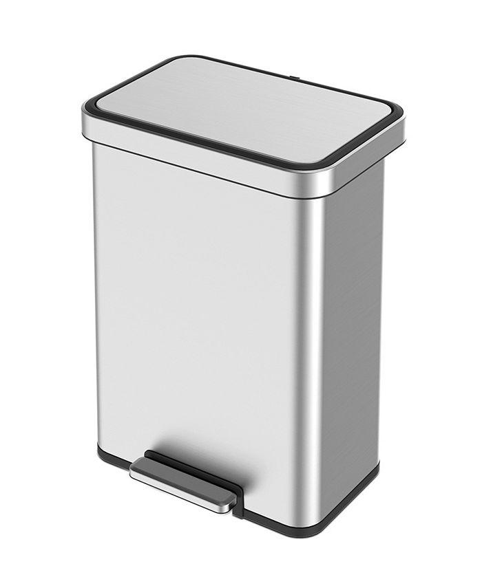 EKO - Cozy Big Lid 45L Trash Can