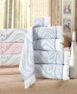 Laina 8-Pc. Turkish Cotton Wash Towel Set