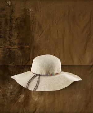 Denim & Supply Ralph Lauren Hat, Straw Sun