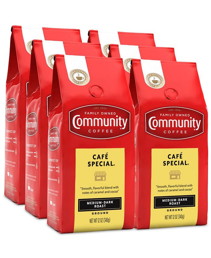 Community Coffee - CS-6: 12 OZ CAFÉ SPEC