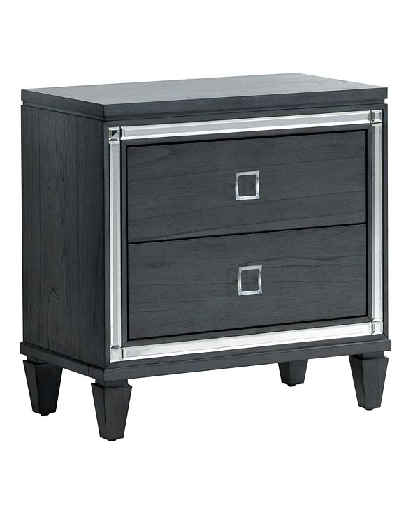 Furniture of America Jewel Contemporary Nightstand
