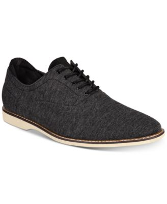 Bar III Men's Dylan Lace-Up Oxfords