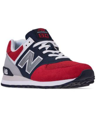 574 Varsity Sport Casual Sneakers