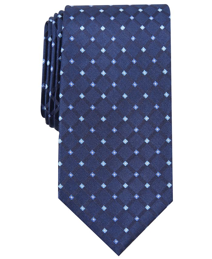 Club Room - Men's Linked Neat Tie