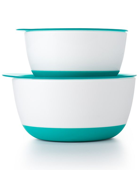 OXO Tot Small & Large Bowl Set with Lids