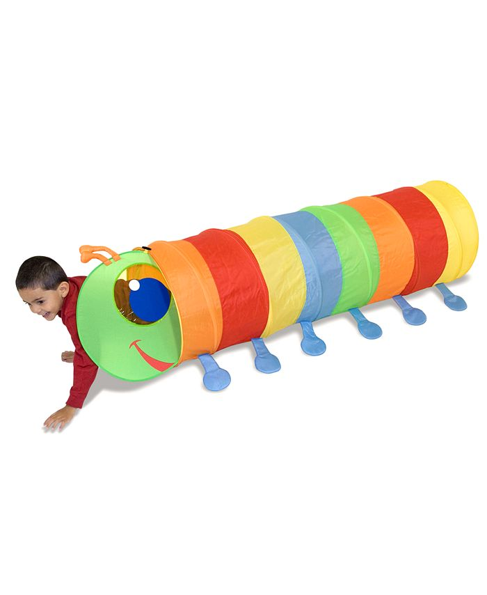 Melissa and Doug - Kids Toy, Happy Giddy Tunnel