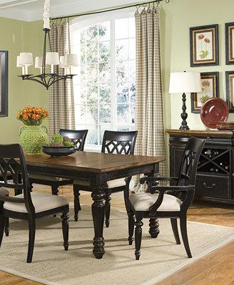 dakota dining room furniture collection furniture macy s