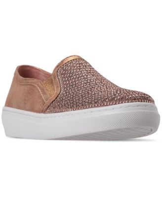 Diamond Wishes Slip-On Casual Sneakers