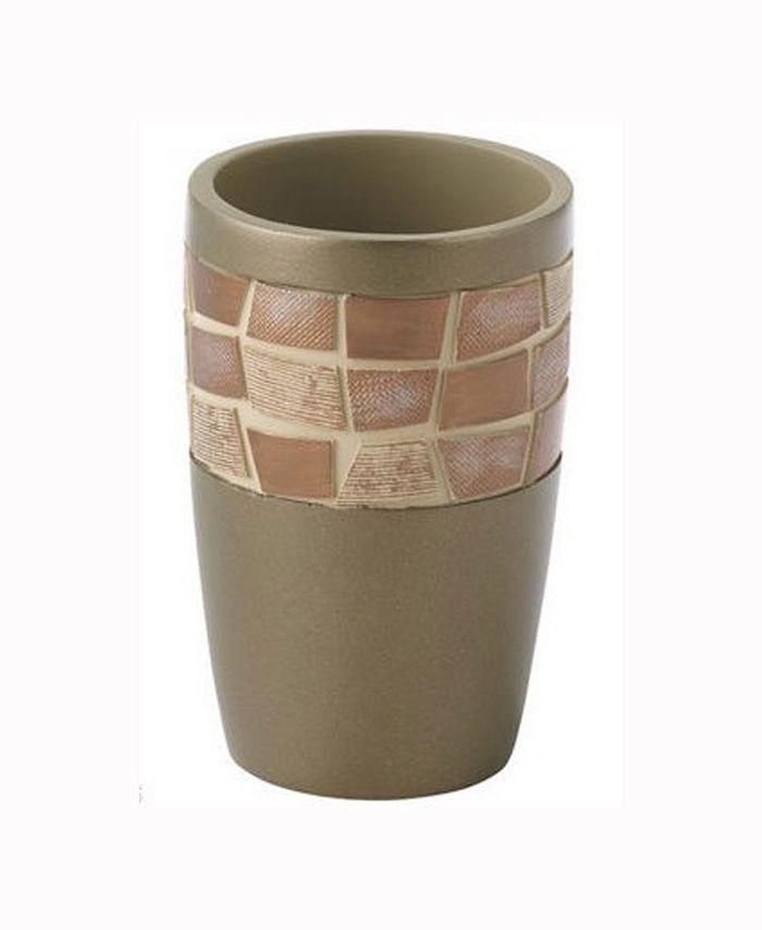 Popular Bath - Mosaic Tumbler