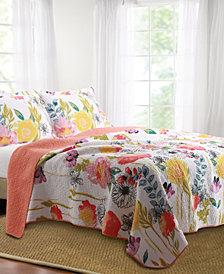 Watercolor Dream Quilt Set, 2-Piece Twin