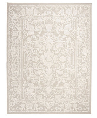 Safavieh Reflection Creme And Ivory 9 X 12 Area Rug Reviews Rugs Macy S