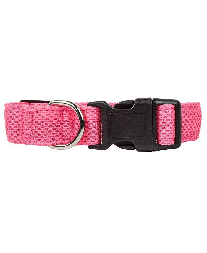 Pet Life Aero Mesh 360 Degree Breathable Adjustable Mesh Dog Collar Reviews Home Macy S